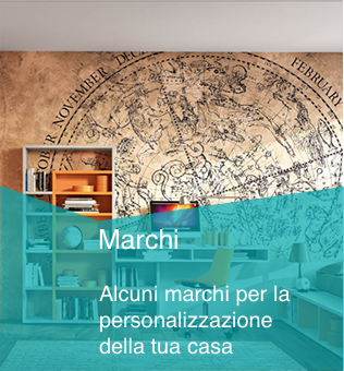 Arredamento personalizzato a Genova - Alcuni marchi per la personalizzazione della tua casa