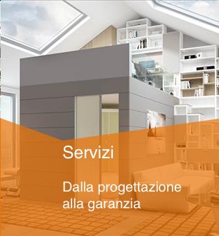 Arredamento personalizzato a Genova - Dalla progettazione alla garanzia