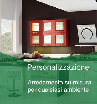 Arredamento personalizzato a Genova - Arredamento su misura per qualsiasi ambiente
